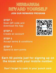 Herbarium LA Dispensary Rewards Program